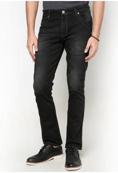 Spencer Black Jumber Jeans
