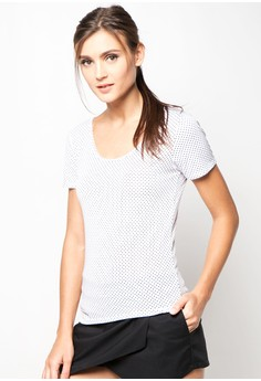 Lady's Top Dry- Fit