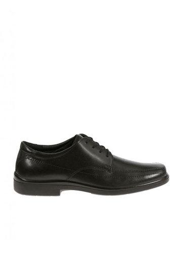 Hush Puppies black Venture Formal Shoes 4181ASH583EAEEGS_1