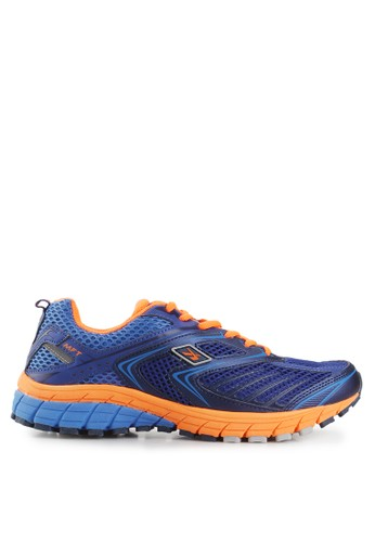 Spotec multi and navy Power Max Running Shoes SP567SH92WALID_1