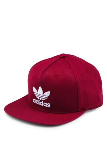 adidas red adidas originals snap back cap 93E7EACA433222GS_1