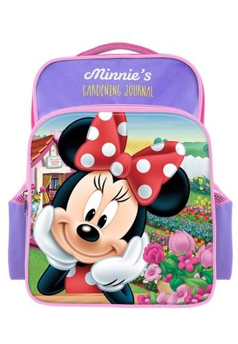Disney Minnie pink and purple Disney Minnie Mouse Gardening Pre-School Bag B68C3KC8E1E26BGS_1