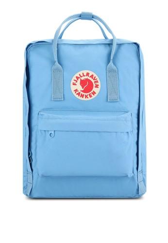 Fjallraven Kanken blue Kanken Backpack FJ242AC92QHFID_1