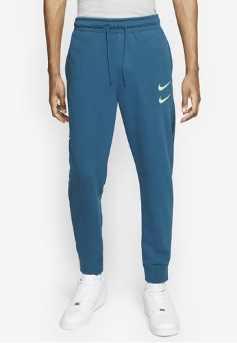 Grande Hula hoop Violar  Buy Nike AS Men's Nike Sportswear Swoosh Pant FT 2021 Online | ZALORA  Philippines