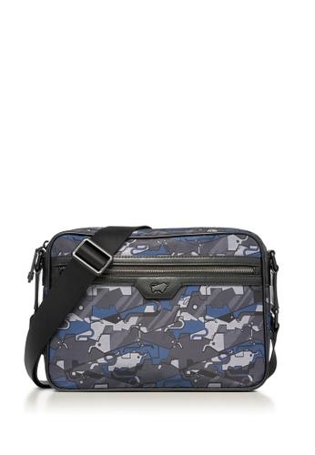 Braun Buffel navy Harrison-R Mini Messenger Bag 09B02ACFD217D8GS_1