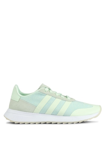 adidas green adidas originals flb_runner w AD372SH0SUVPMY_1