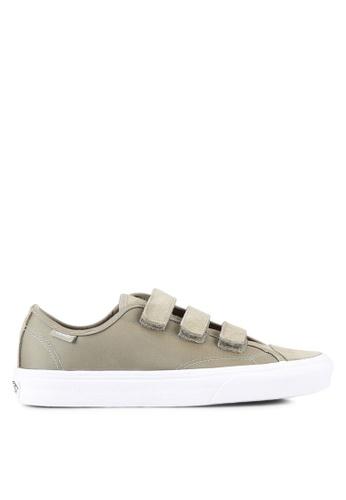 VANS green Style Boom Boom Sneakers VA142SH0RR22MY_1