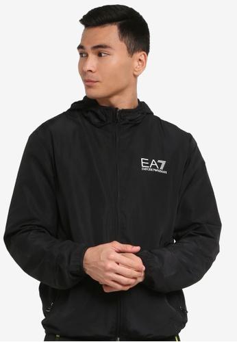 EA7 black Train Core Id Jacket 9E2F4AAAAD5CA7GS_1