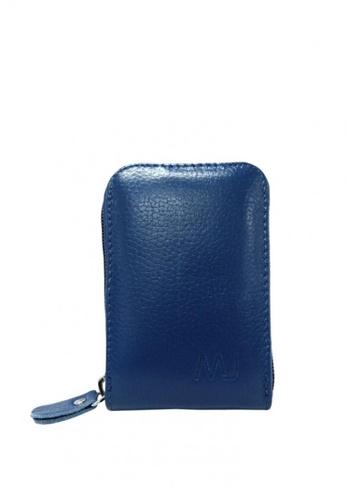 Mc Jim blue Multiple Card Holder 7CE30ACD217C77GS_1