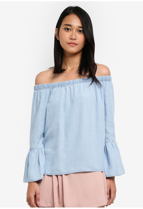 162aaa9429b21 Shop ONLY Tops for Women Online on ZALORA Philippines