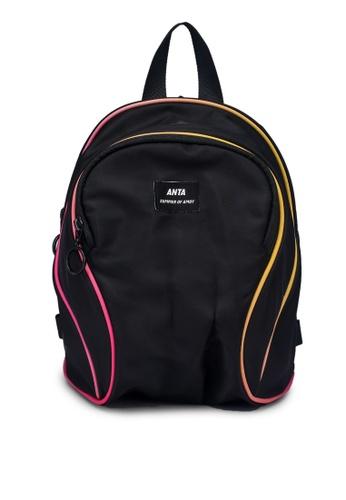 Anta black Amoy Summer Backpack 082CFACF57B1A7GS_1