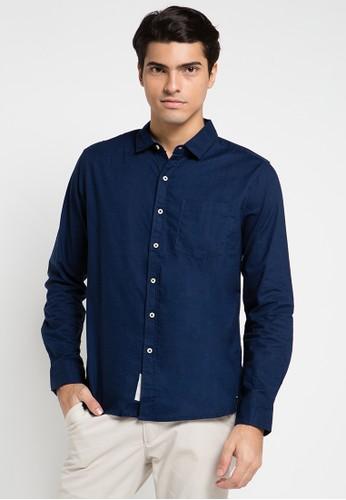 X8 navy Bobby Shirt X8323AA0UNAKID_1