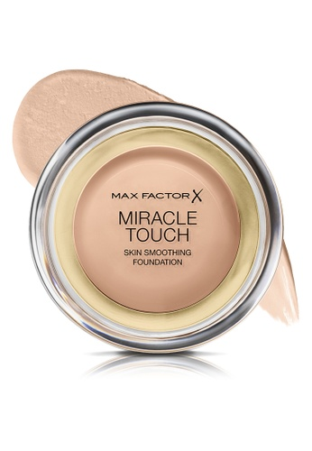 Max Factor beige Max Factor Miracle Touch Liquid Illusion Foundation 11.5g, 070 Natural B2B40BED4310F7GS_1