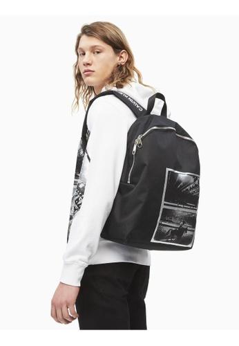 heißer verkauf authentisch gemütlich frisch Promo-Codes Calvin Klein Warhol Art Print Backpack