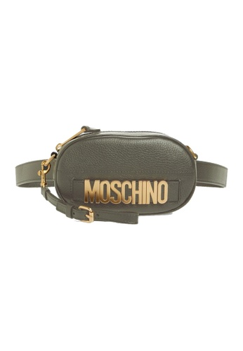 MOSCHINO green Moschino Belt Bag Olive Green A7706 57FF7ACE972193GS_1