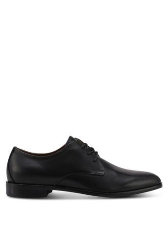 ALDO black Talignano Derby Shoes F9D49SH966E707GS_1