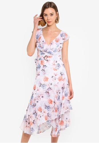 03e71db0 Buy Forever New Belle Asymmetric Dress Online on ZALORA Singapore