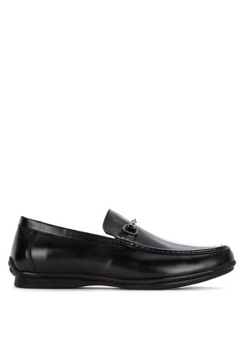 Gibi black Nom 011 Slip-On Formal Shoes 6AD59SH939F1E2GS_1