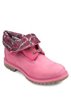 Timberland Authentics 印花翻領靴