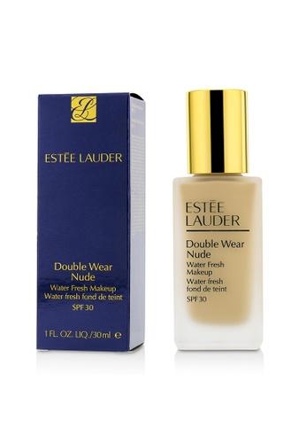 Estée Lauder ESTÉE LAUDER - Double Wear Nude 粉持久微霧光澤水粉底 SPF 30 - # 1N2 Ecru 30ml/1oz 87EABBEC83BECBGS_1