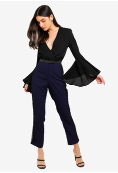 21cb75ecab3d56 31% OFF Lavish Alice Frill Sleeve Blouse Bodysuit S  123.90 NOW S  85.90  Sizes 6 8 10 12 14