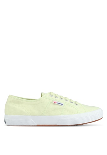 Superga yellow Cotu Classic Sneakers 608D8SH2CAC8F4GS_1