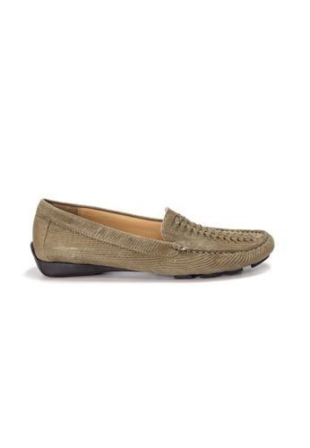 Shu Talk 褐色 AMAZTEP 大熱舒服真皮輕便鞋 (適合腳型偏窄) 93CDFSHB35C410GS_1