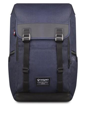 Bodypack navy Bodypack Ambler Laptop Bags - Navy D9D7FAC7F9386AGS_1