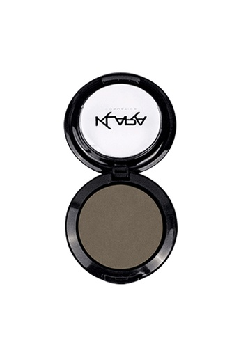 KLARA COSMETICS brown Shimmer Eyeshadow #20 - Olive Brown Twinkle 94E72BE3CEF520GS_1