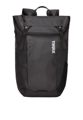 Thule black Thule EnRoute 3 Tas Laptop Backpack 20L TEBP 315 – Hitam 8DF8EACA167C40GS_1