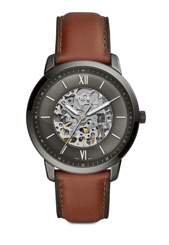 Fossil brown Neutra Watch ME3161 C14D0AC0F81DBFGS_1