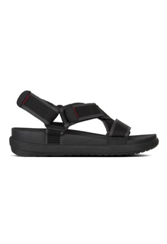 23d0456815361 Fitflop black Fitflop Sling II Back-Strap Sandal In Wbng Black / Charcoal  C8168SHF1866E0GS_1