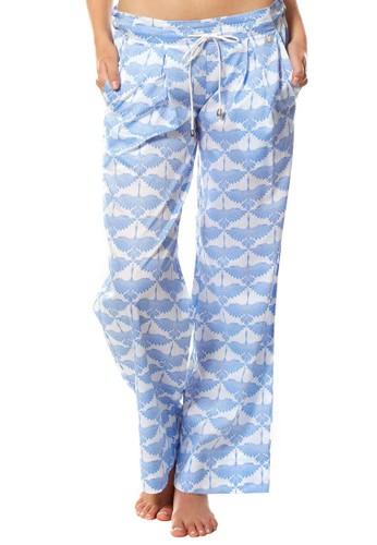 South Bound 印花睡覺長褲, 服飾, 睡esprit 尖沙咀褲