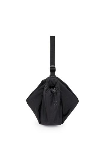 Hellolulu black Hellolulu Rea Daily Duo Shoulder Bag S (Black Onyx) B343DAC7E773A9GS_1