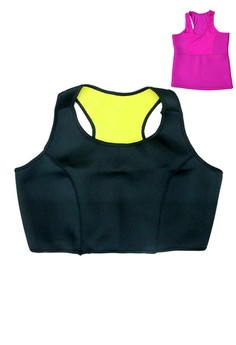 Hot Shapers Cami with FREE Hot Shapers Colors Thermal Sando