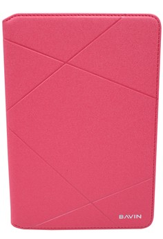 Leather Cover Case with Hand Strap and Card Holder for iPad mini 2 and 3