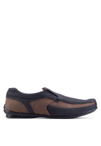 Louis Cuppers black Classis Loafers LO977SH51ZKUMY_1