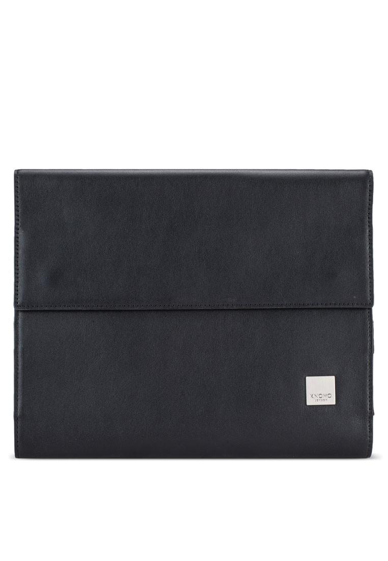 Knomad Air 10 Black Premium Leather Organizer