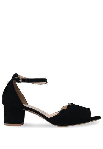 CLAYMORE black Sepatu Claymore MZ - 1735 Black CA02FSHA2E3085GS_1