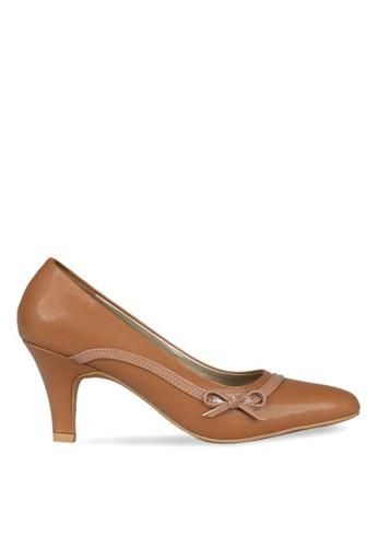 CLAYMORE brown Claymore Mid low helels HA 05 Tan CL635SH0UHXHID_1