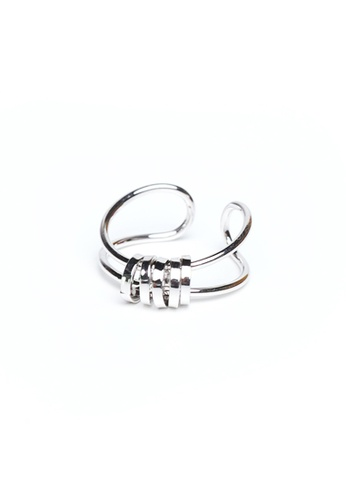 Gung Jewellery silver Candice Sweet Ring in Silver 9726FAC1E8581FGS_1