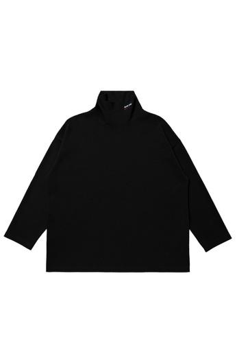 Twenty Eight Shoes Loose-Fitting Turtleneck Sweater 1908W20 92B7CAA5EA29E6GS_1