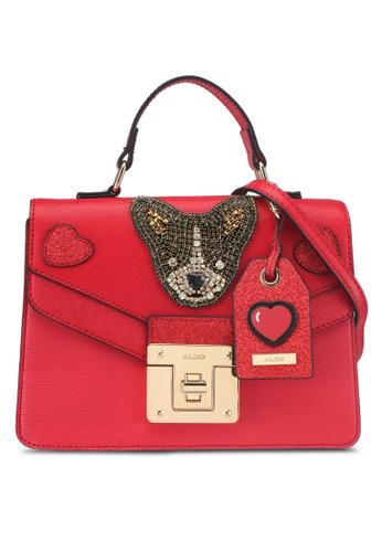 ALDO red Chiappini Handbag CA775AC5083950GS_1