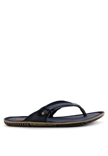 Watchout! Shoes navy Sandals Thong D5544SHC9EBB1FGS_1