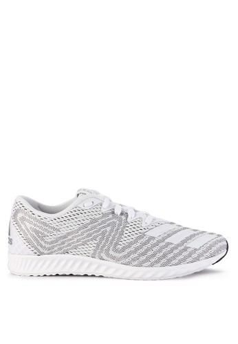 adidas white adidas aerobounce pr m 88BD8SHD8375A8GS_1