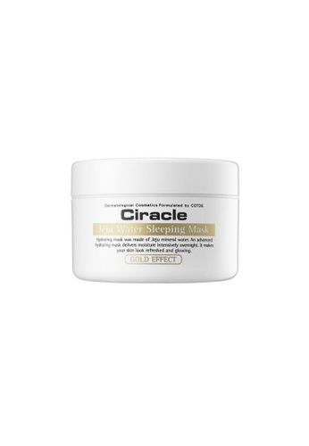 Ciracle Jeju Water Sleeping Mask with Pure Gold Flakes CI638BE04LWPSG_1