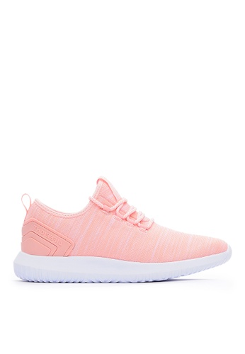 Life8 pink Lace-Up Sporty Shoes-09875-Pink AFC4DSHE4023D2GS_1