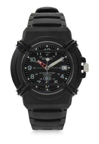 Casio black Casio Men HDA-600B-1BVDF Black FE1A1AC09DE449GS_1