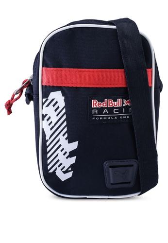 Puma blue Red Bull Racing Lifestyle Portable Bag 23D66AC8DF0160GS_1