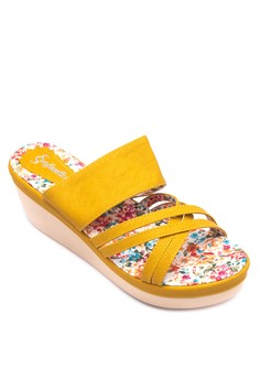 Daisy Wedge Slides
